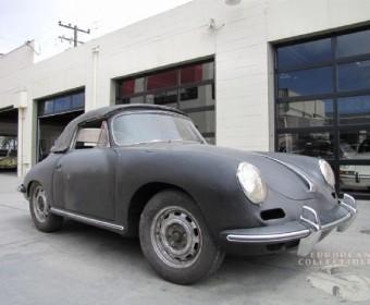 Porsche 356 SC Anlieferungszustand